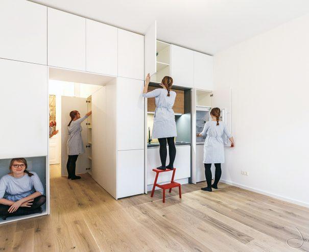 Smart Wohnungen