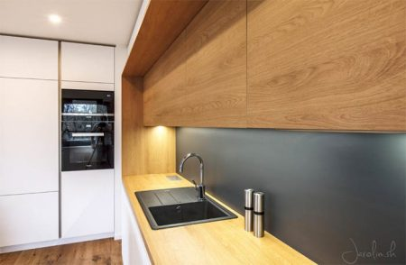 Interiér Kuchyňa