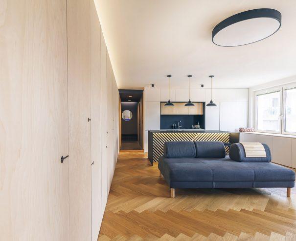 Wohnung an der Donau